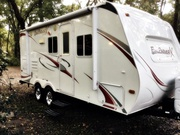 Used 2010 Cruiser RV Fun Finder X M-210 WBS camper for sale